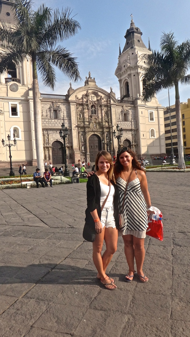 Historic Center, Lima Peru
