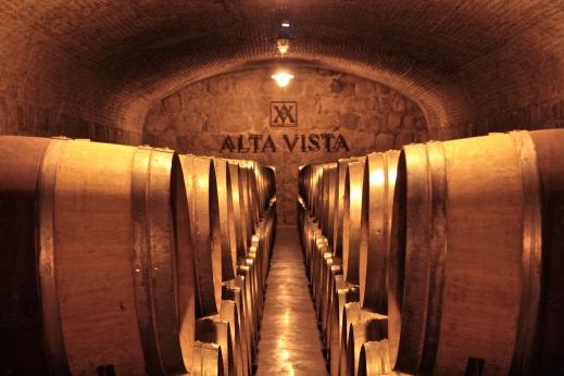 Alta Vista winery, Lujan de Cuyo, Argentina