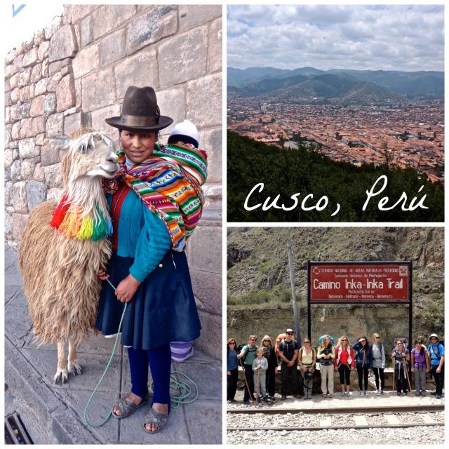 Cusco Collage