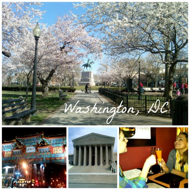 Top Travel Destinations: Washington, DC