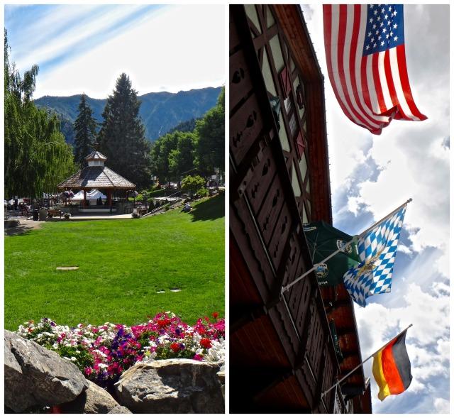 Leavenworth Collage