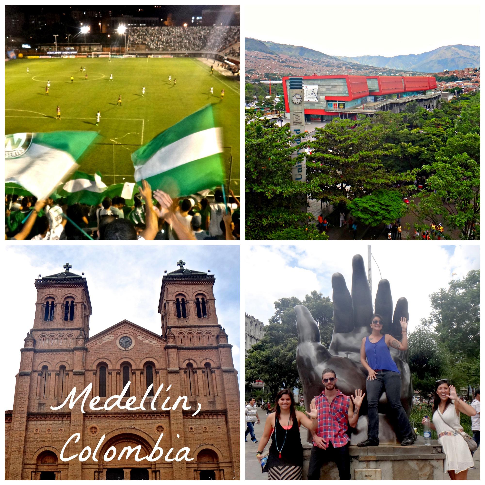 Top Travel Destinations Medellin Colombia
