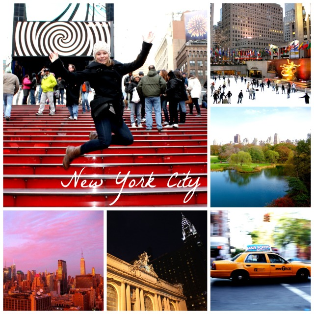 Top 10 Destinations: New York City