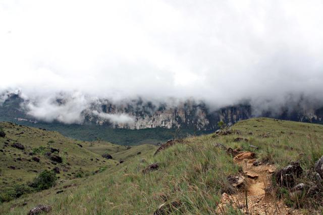 Trekking in South America: Mount Roraima, Venezuela