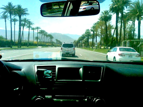 My last visit to southern California in 2011.